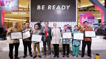 Public Services of The Year Jabodetabek 2018