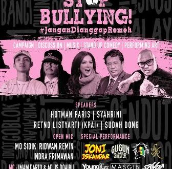 Stop Bullying di CFD