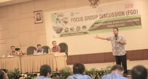 FOCUS GROUP DICSUSSION RPJMD 2019 - 2023 - WALIKOTA 2