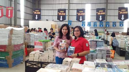Gramedia Biggest Sale 2018