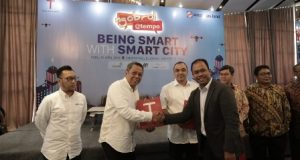 Pak Ben Being Smart City