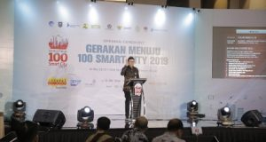 Tjahjo Gerakan Menuju 100 Smart City 2019